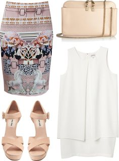 """One night only"" by louisesuxx ❤ liked on Polyvore"