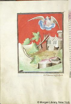 Apocalypse, MS M.133 fol. 64v - Images from Medieval and Renaissance Manuscripts - The Morgan Library & Museum
