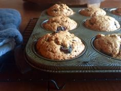 then & now {concord grape muffins, revisited} – In Jennie's Kitchen