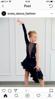 ideas ballroom dancing hairstyles dresses for 2019 Girls Dance Costumes, Dance Costumes Lyrical, Dance Outfits, Latin Ballroom Dresses, Ballroom Dancing, Baile Jazz, Salsa Dress, Baby Girl Party Dresses, Dance Hairstyles