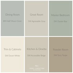 Sherwin Williams Paint Colors Interior Beautiful U Dock Paints Fixer Upper Paint Color Matched the Small Bedroom Colours, Interior Paint Colors For Living Room, Paint Colors For Home, Fixer Upper Paint Colors, Paint Colours, Wall Colors, Paint Color Schemes, Bedroom Color Schemes, House Color Schemes Interior