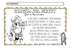 Proyecto piratas Pirate Birthday, Diana, Books, Ideas, Sailor Knot, Activities, Projects, White People, Children