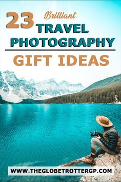 Best Gifts for Travel Photographers for ALL Budgets - The Globetrotter GP - A Travel Photography Gift Guide packed with amazing photography gift ideas. From tripods, to drones - Photography Gifts, Photography Classes, Amazing Photography, Nature Photography, Photography Hashtags, Photography Equipment, Photography Exhibition, Equine Photography, Nikon Photography