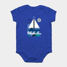 Shop Summer in Greece greece summer mykonos onesies designed by IKIosifelli as well as other greece summer mykonos merchandise at TeePublic. Mykonos, Greece, Kids Fashion, Onesies, Summer, Baby, Clothes, Shopping, Collection