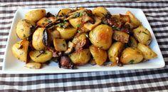 Fırında mantarlı patates, akşam yemeğinde pratik lezzet arayanlar için ideal seçim olabilir. Yanına bir ... devamını okumak için tıklayın.