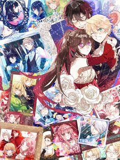 Pandora Jewelry OFF! Otaku Anime, Chica Anime Manga, Anime Art, Manga Girl, Anime Girls, Pandora Hearts Gilbert, Pandora Hearts Break, Pandora Bracelets, Pandora Jewelry