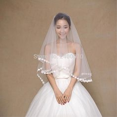Find More Bridal Veils Information about Flower Lay Bridal Wedding Veils 2017 Mariage Wedding Accessories Bride Tulle Long  Rose Bridal Veil White Cheap,High Quality accessories door,China accessories pc Suppliers, Cheap veil skiing from CDDRESSES Store on Aliexpress.com