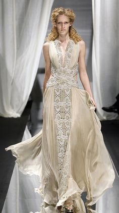 What Tyene Sand would wear, Zuhair Murad