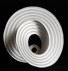Paper Engineering Concentric-Circles: Curved Folding |