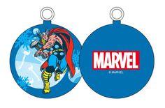 Marvel Comics Christbaumschmuck Thor