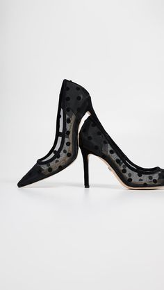 4464977174a 21 Standout Heels That Will Have Everyone Turning Heads at Your Holiday  Party. Sam Edelman HeelsPretty ShoesAddiction