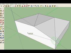 Utilizzo dello strumento goniometro (protractor) in SketchUp 8 (con sottotitoli) - #ConstructionEdges #Goniometro #Modellazione #Protractor #Redbaron85 #SketchUp8 #Sketchup #Videotutorial http://wp.me/p7r4xK-fy