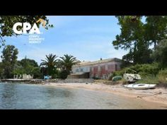 Sea front property for sale in Kogevina bay, Kassiopi Corfu-CPA 3664 From: http://cpacorfu.com/en/properties/3664