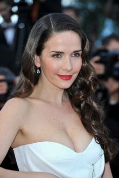 "Hair - Natalie Oreiro  ""Killing Them Softly"" Premiere - 65th Annual Cannes Film Festival"
