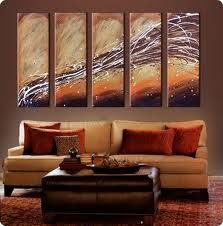 Selecting art for your home can be an exciting adventure and a source of amusement. The key to success is to find out what kind of art you like, how it will fit Modern Rustic Homes, Rustic Art, Contemporary Paintings, Modern Contemporary, Abstract Paintings, Art Paintings, Abstract Art, Office Artwork, Painting Gallery