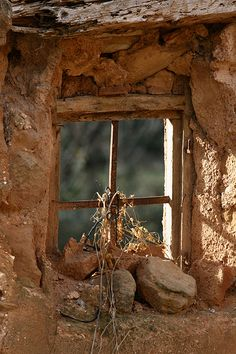Old window by Victor Alvarez