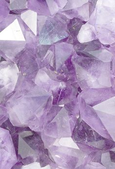 amethyst, rock, crystal, healing ---  Hey!  Idea:  light gray bedding, charcoal gray headboard, light lavender-gray walls (almost neutral), white trim/nightstands, deep purple throws/pillows.  DREAMY!  Maybe deep purple curtains.  maybe.  I need to start sketching!