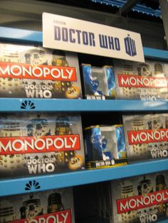 Dr. Who Monopoly | Flickr - Photo Sharing!