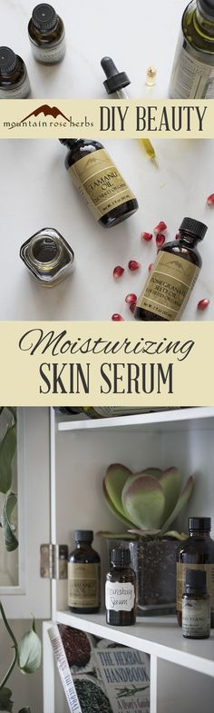 DIY beauty for 2017 from Mountain Rose Herbs.