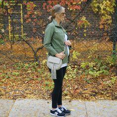 fall fashion // mama style // pregnancy style