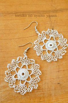 Linguine Bonn Ju~tsu Kuo ya earrings beads accessories