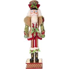 Festive Soldier Nutcracker