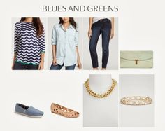 Blues and Greens: Foxcroft Chevron Pattern Sweater, Hinge Boyfriend Chambray Shirt, Jay Jeans 'Drew' Slim Stretch Ankle Jeans, Ted Baker London 'T Clasp - Maxi' Calf Hair Clutch, Toms 'Classic' Canvas Slip-On, BC Footwear 'One Night' Flat, Nordstrom Curb Link Collar, Sequin Hinged Bangle #keatonrow @Keaton Row https://keatonrow.com/lookbook/530d6b635e6b8e8a60003a11/21