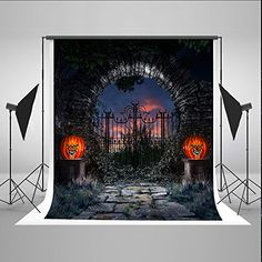 Kate Halloween Photography Background Ghost Horror Photography Backdrop Foldable No Wrinkle Horror Photography, Halloween Photography, Vintage Photography, Digital Photography, Product Photography, Background For Photography, Photography Backdrops, Halloween Backdrop, Video Backdrops