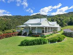heritage country houses veranda - Google Search