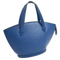 ac62d3eabff3 Authentic LOUIS VUITTON Saint-jacques Hand Bag Epi