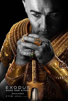 """""""Êxodo: Deuses e Reis"""" teve divulgado os primeiros cartazes http://cinemabh.com/imagens/exodo-deuses-e-reis-teve-divulgado-os-primeiros-cartazes"""