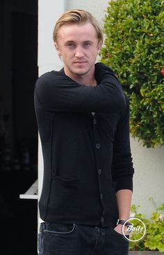 Draco Malfoy grew up to be a serious hottie.