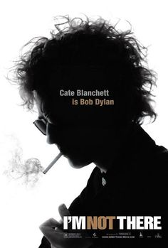 Cate Blanchet as Bob Dylan...priceless!