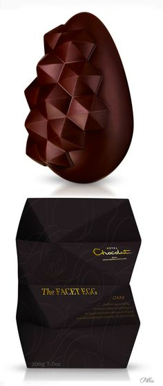 Hotel Chocolate Easter #chocolate #packaging #egg