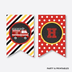Fire Truck Chalkb... http://partyandprintables.com/products/fire-truck-chalkboard-party-banner-happy-birthday-banner-non-personalized-instant-download-ckb-521?utm_campaign=social_autopilot&utm_source=pin&utm_medium=pin #partyprintables #birthdayinvitation #partysupplies #partydecor #kidsbirthday #babyshower