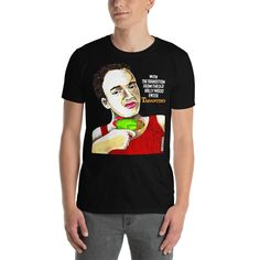 Quentin Tarantino T-Shirt - Black / M
