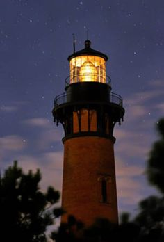 Currituck Beach Lighthouse, Outer Banks, NC