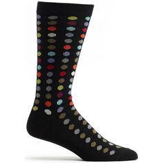 These socks make the connection.