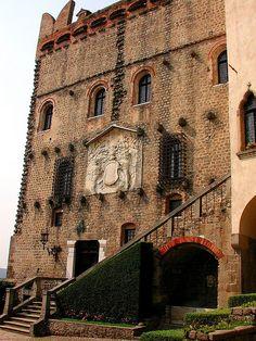 Monselice - Il Castello: Torre di Ezzelino   Flickr – Condivisione di foto!