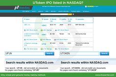 UFun listed in NASDAQ? #investment #scam #ufun #utoken