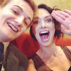 "Cersei and Joffrey being giggly: | Seeing The ""Game Of Thrones"" Cast As Normal Humans Is Still Completely Mesmerizing"