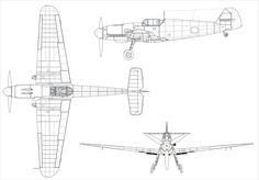 Messerschmitt Bf-109 F-3