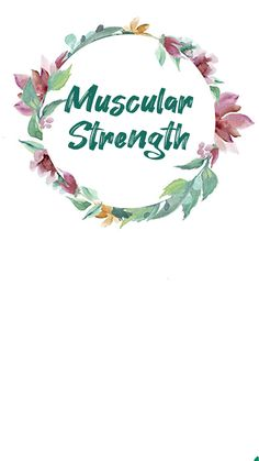 Muscular strength and endurance are two important parts of your body's ability to move, lift things and do day-to-day activities. Losing Weight Tips, Lose Weight, Fitness Tips, Health Fitness, Muscular Strength, Healthy Exercise, Activity Days, Legs Day, Weight Training