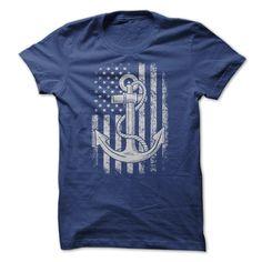 (New Tshirt Great) US Navy Flag [Tshirt Facebook] Hoodies Tee Shirts