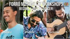 Musicality Workshop - Become a Better Forró Dancer