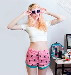 Best shorts ever! By Lazy Oaf