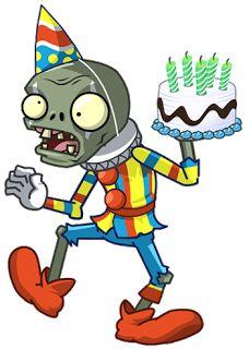 is my birthday!Don't invite any zombies 4 da party including Zomboss! Zombie Birthday Cakes, Zombie Birthday Parties, Zombie Party, Birthday Fun, Plants Vs Zombies Personajes, Zombie Clipart, Zombies Vs, Zombie Logo, Plantas Versus Zombies