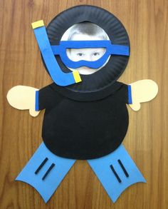 Je vous partage aujourd'hui ma première création brico pour Wooloo: transformez la photo de votre enfant en une magnifique scaphandrier ou homme-grenouille. Leprojet est assez simple et contient les patrons des différents morceauxdont vous aurez besoin pour réaliser ce projet. Matériels: Cartons mousses de différentes couleurs Patrons: 2 feuilles Cartons imprimés format lettre 1 portrait […]