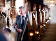 Pop of Purple…A Real Irish Wedding  by Brosnan Photographic