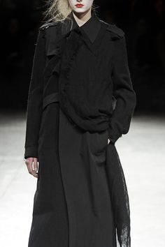 Yohji Yamamoto Fall/Winter 2009